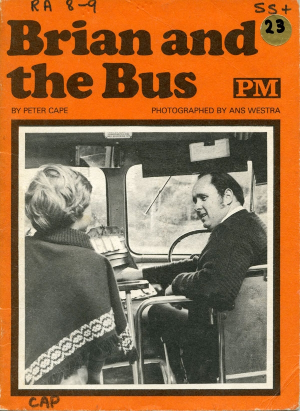Ans Westra  Brian and the Bus , 1974 NZ$70.00 including gst (signed copy)  [Order]  ______