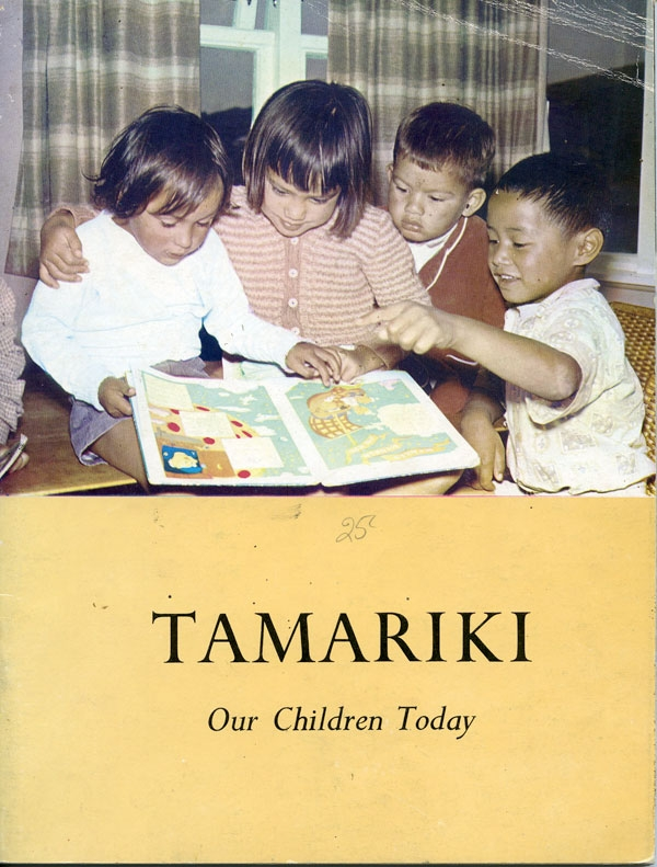 Ans Westra  Tamariki, Our Children Today , 1965 NZ$70.00 including gst (signed copy)  [Order]   ______