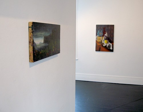 Installation view  Mea Culpa , 2012 {Suite}, Wellington   _______