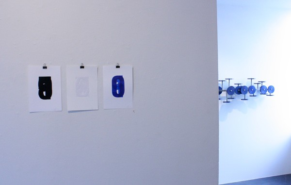 Installation view Another Rotation , 2011 {Suite} Gallery   _______