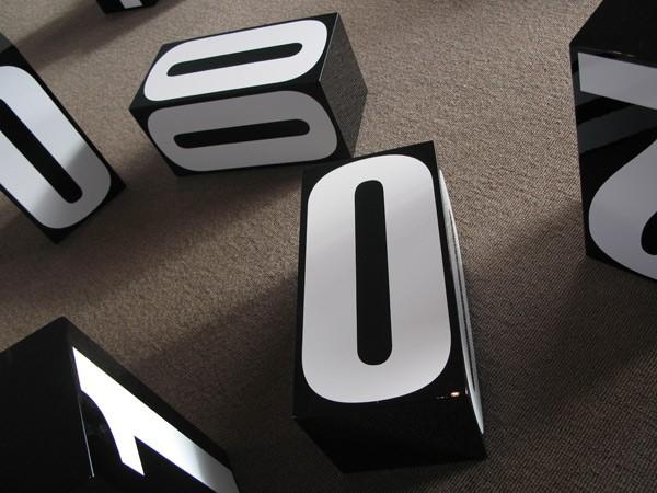 "Normal   0           false   false   false     EN-NZ   JA   X-NONE                                                                                                                                                                                                                                                                                                                                                                              /* Style Definitions */ table.MsoNormalTable {mso-style-name:""Table Normal""; mso-tstyle-rowband-size:0; mso-tstyle-colband-size:0; mso-style-noshow:yes; mso-style-priority:99; mso-style-parent:""""; mso-padding-alt:0cm 5.4pt 0cm 5.4pt; mso-para-margin:0cm; mso-para-margin-bottom:.0001pt; mso-pagination:widow-orphan; font-size:10.0pt; font-family:""Times New Roman""; mso-fareast-language:JA;}     Anton Parsons  All The Time (detail), 2009 Aluminium, lacquer & vinyl (25 pieces) 300 x 150 x 150 mm  _______"