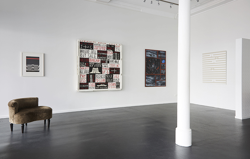The Stevenson Collection    Installation view {Suite}, Wellington  _______