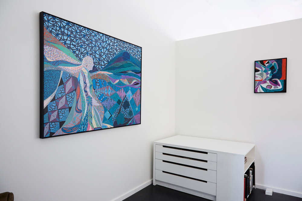Arie Hellendoorn  Morphology  Installation view {Suite}, Wellington  ______