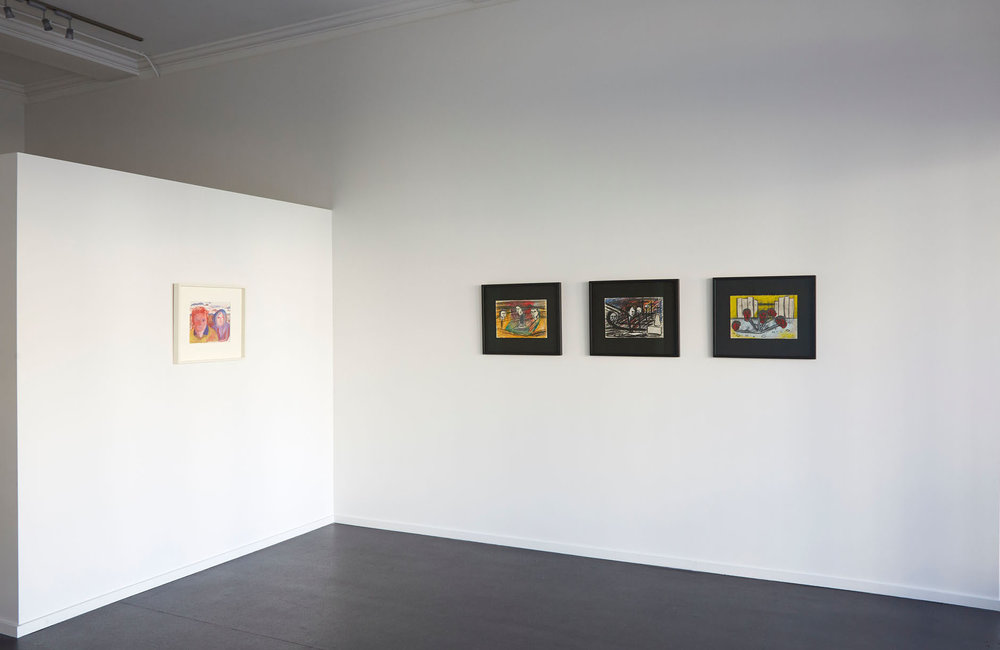 Jeffrey Harris Installation view {Suite}, Wellington  ______