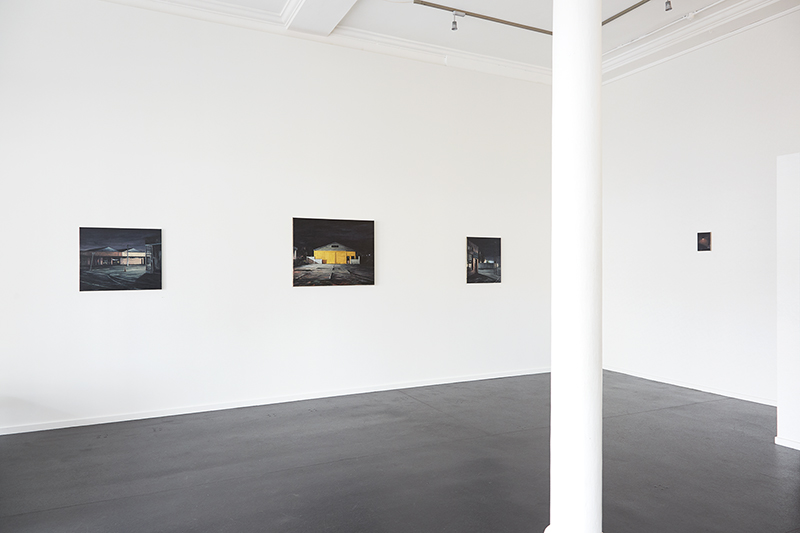 Daniel Unverricht  Dominion  Installation view {Suite}, Wellington  ______