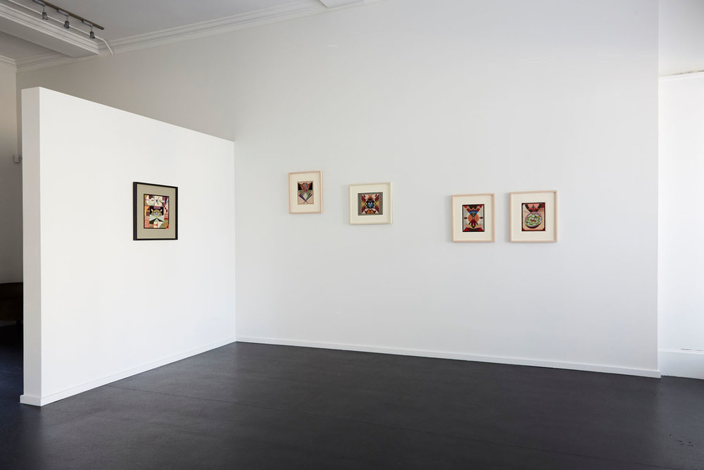 Katy Corner Installation view {Suite}, Wellington  ______