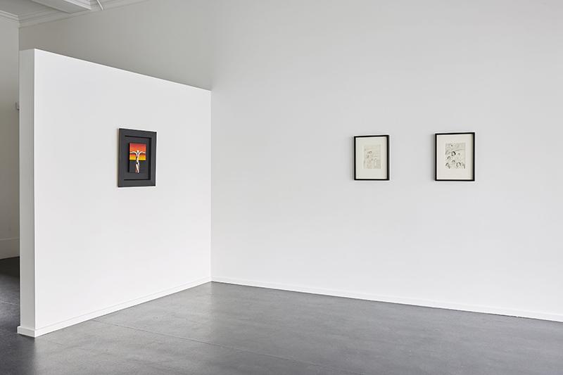 Jeffrey Harris Installation view {Suite}, Wellington  _______