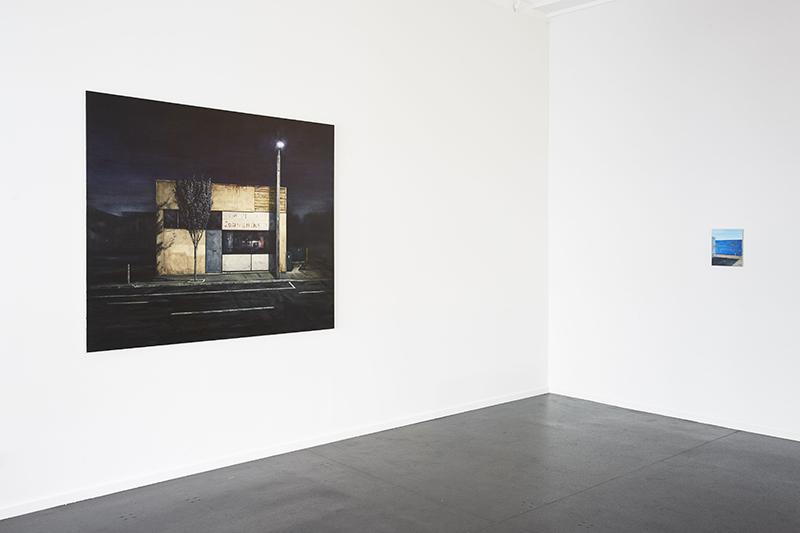 Daniel Unverricht  Installation view {Suite}, Wellington