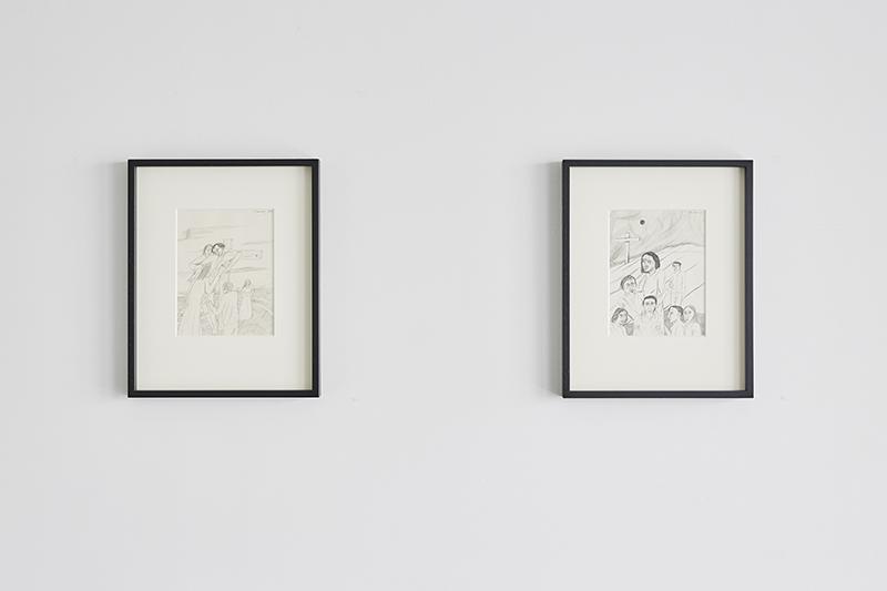 Jeffrey Harris, Installation view {Suite}, Wellington  ______