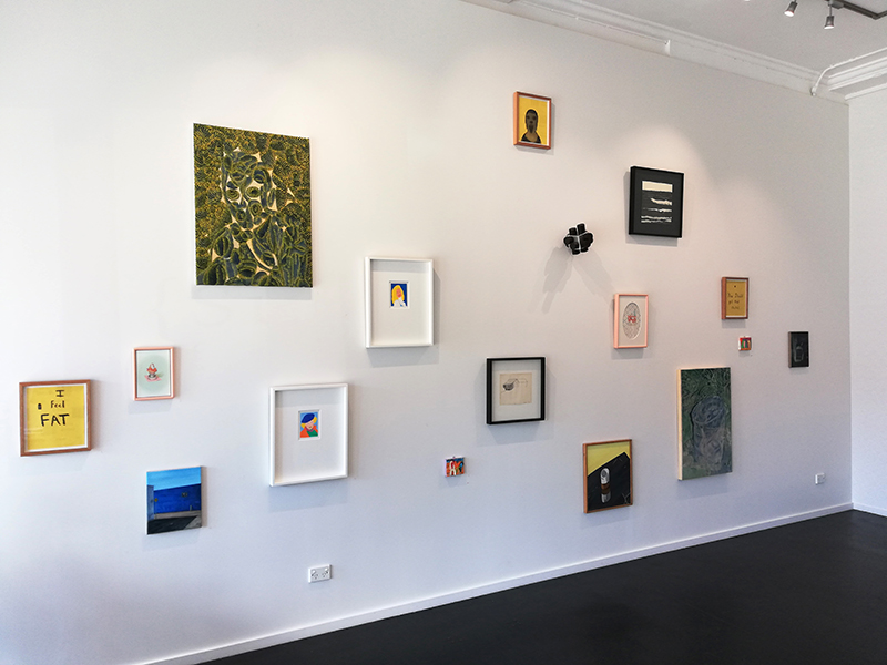 Summer Series 2018 Installation view.