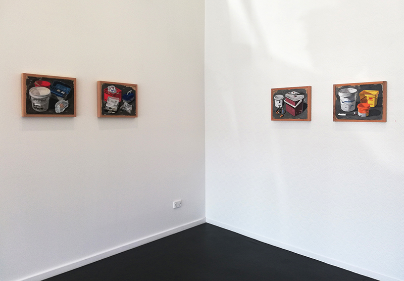 Geoffrey Notman installation view 2019  {Suite}, Wellington  ______