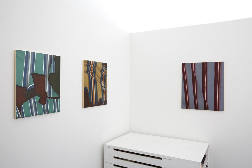 Casey Jeffery  Seasons,  2019 Installation view {Suite}, Wellington   ______