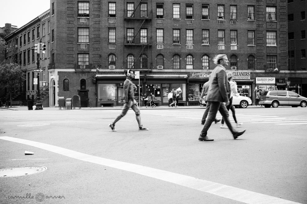 Street Photography in NY