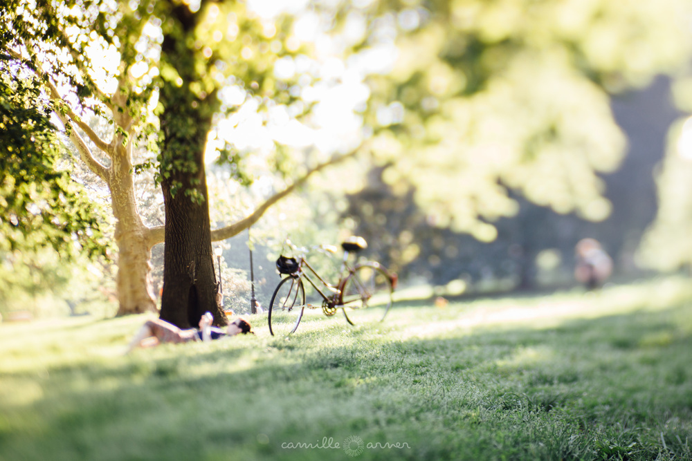 Lensbaby Lifestyle photography in Prospect Park