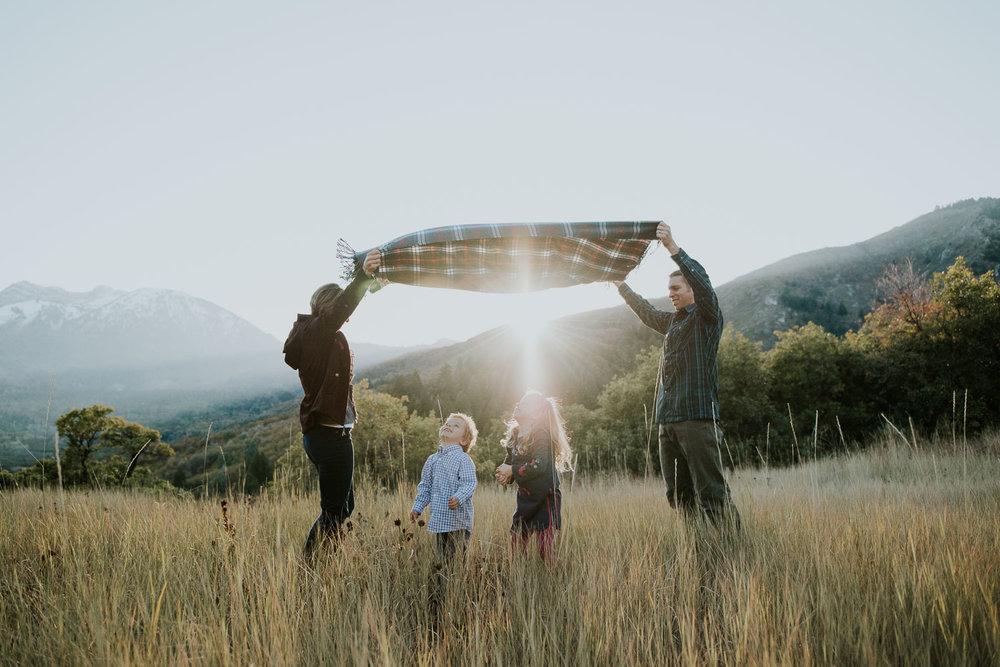 C|Fairchild Photography, Utah, Sun Flare