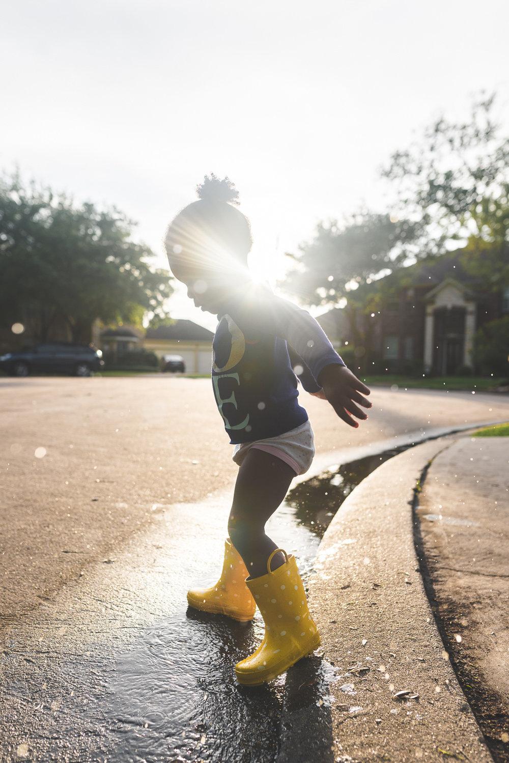 Ollipop Photography, Richmond Texas, Sun Flare