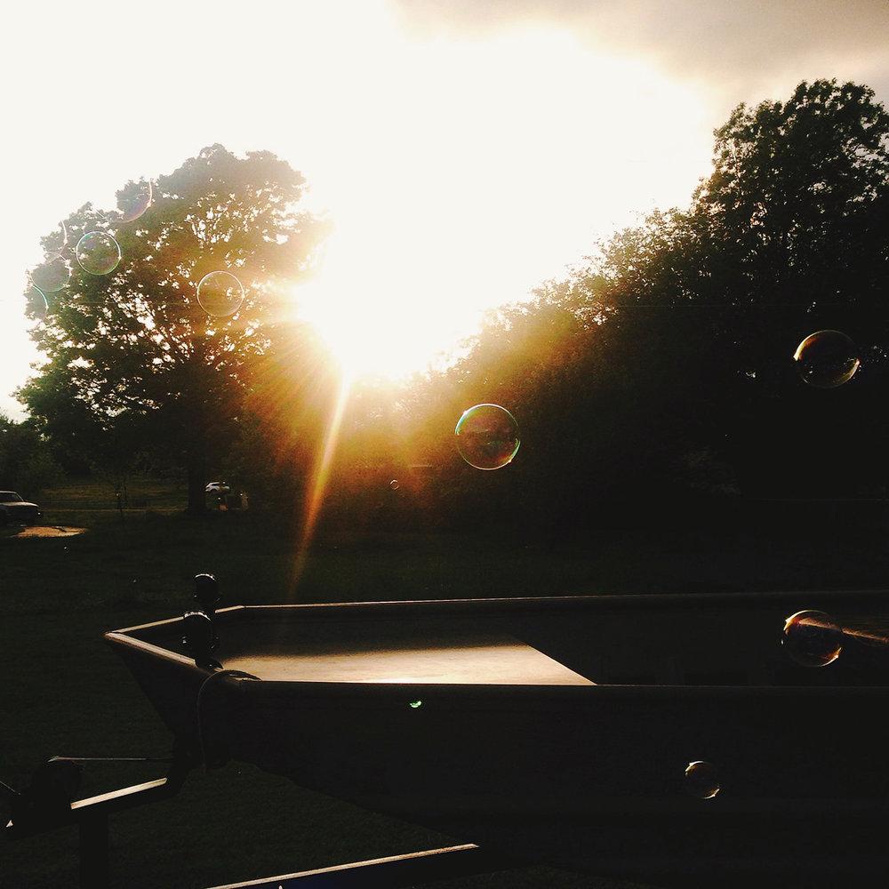 Lauren Hummert Photography, Sherman, Texas, Sun Flare