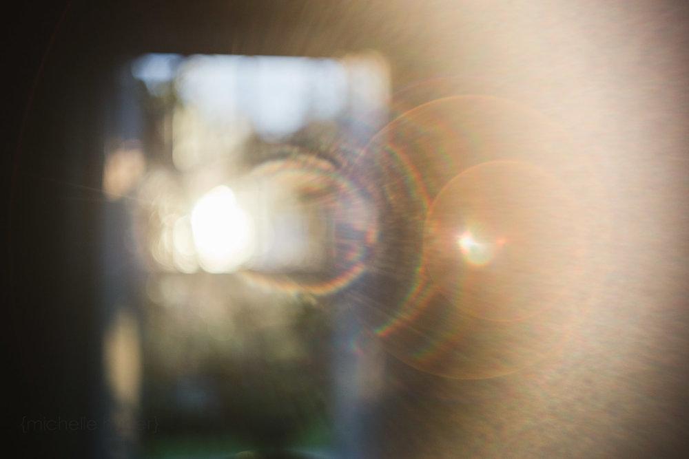 Michelle Huber, Sun Flare