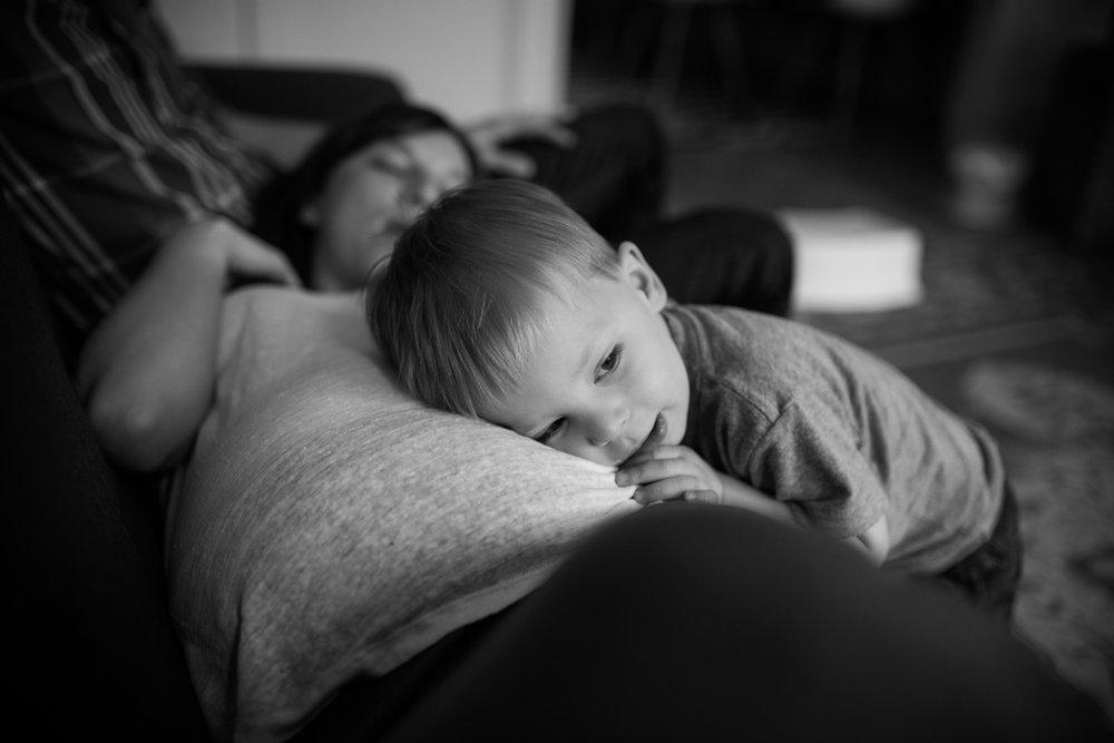 Camille Arner - Maternity
