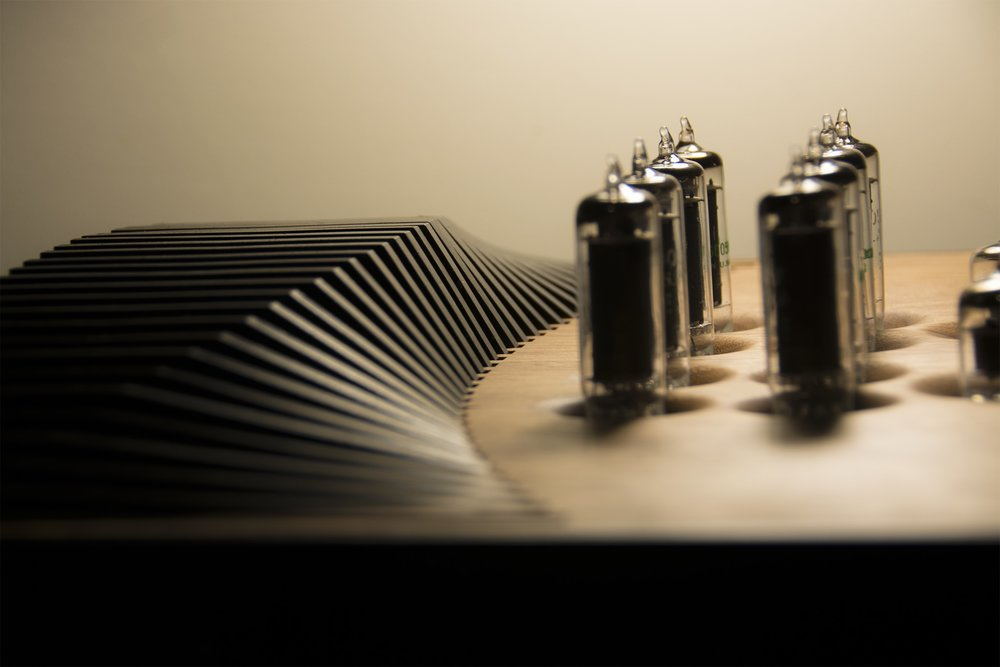 Amplifier  Battersea & Wright
