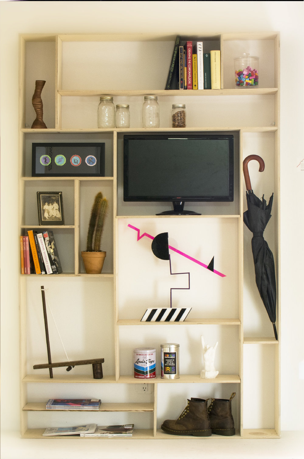 Shelve Your Things
