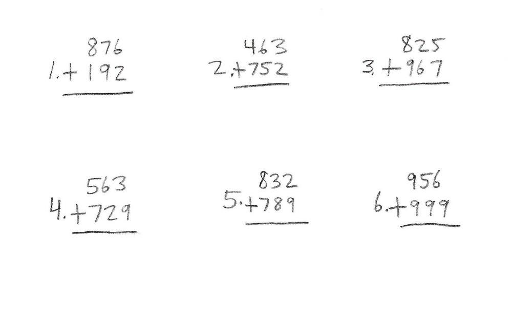 addition-regrouping