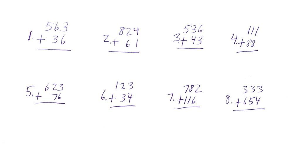 2nd Grade Addition — Math Crazed