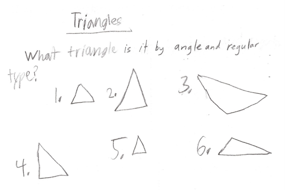 types-of-triangles