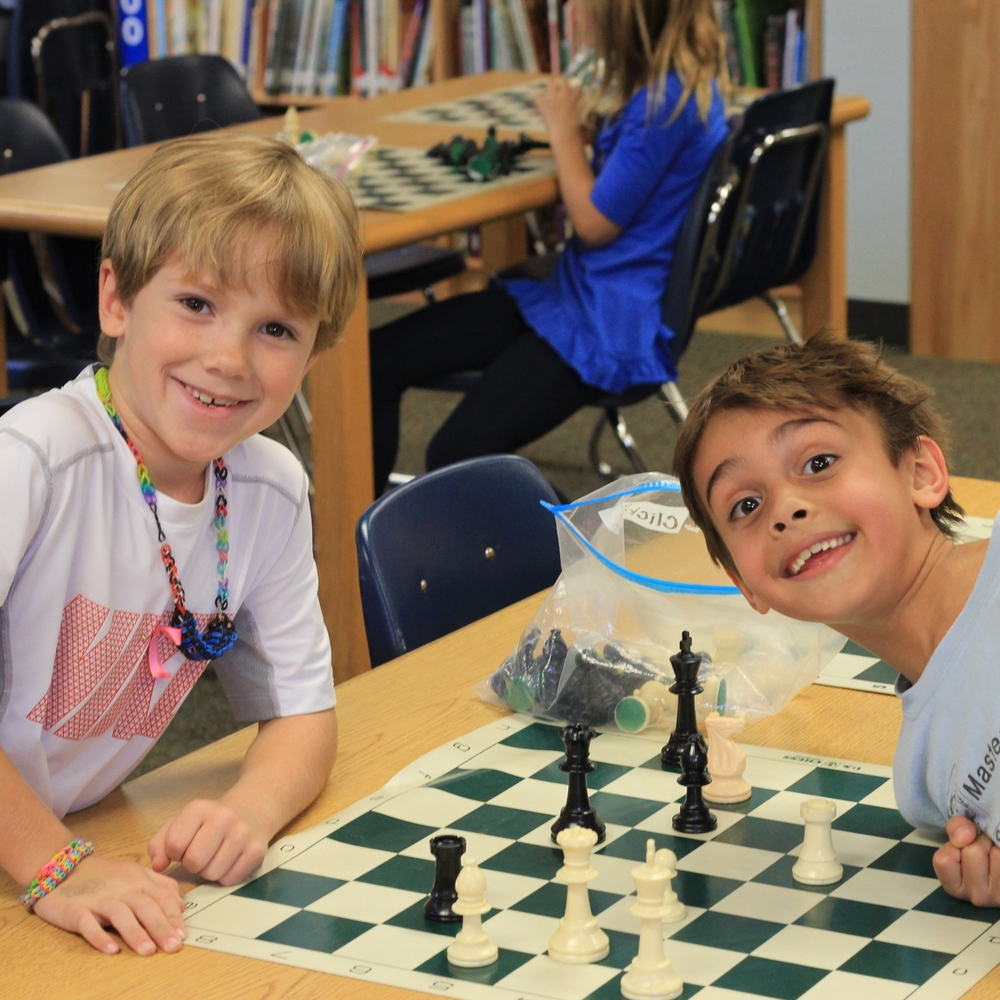 CHESS CLUB - Enroll
