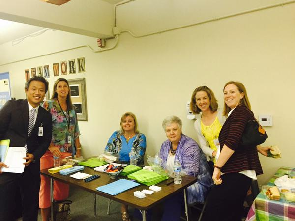 MDUSD Back To School Parent Conference — Strandwood PTA