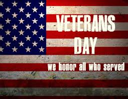 Image result for no school veterans day