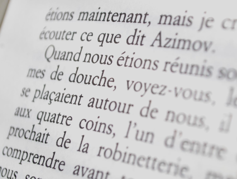 Anatomy of a Sentence: Yves Ravey\'s Alerte — Sacred Trespasses