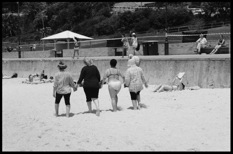 Bronte Beach.