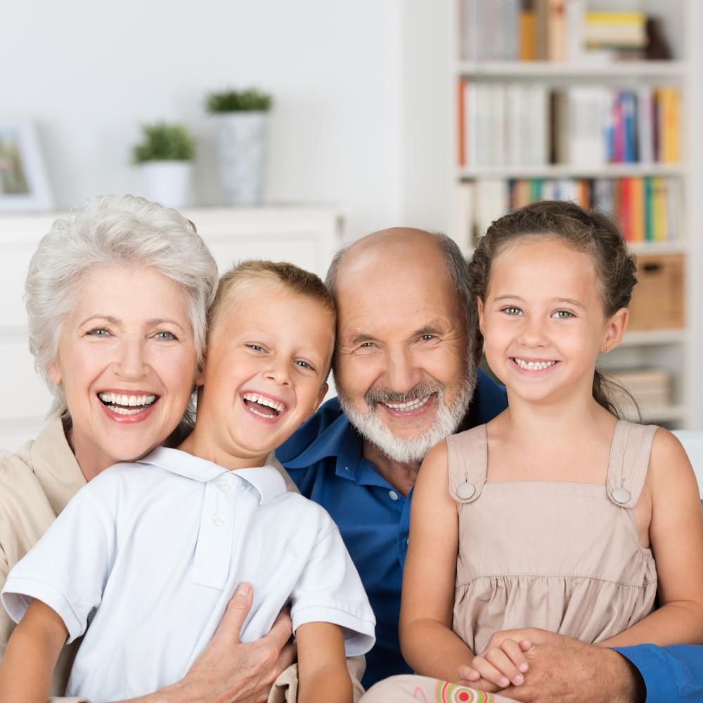 Smiles Have No Age