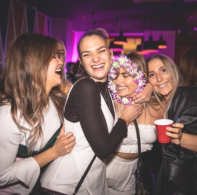 Grab the squad, it's almost time for YOURS. @backtoyours  #beachroadhotel #YOURS #bondi #bondiparty #party #weekend #squad #squadgoals