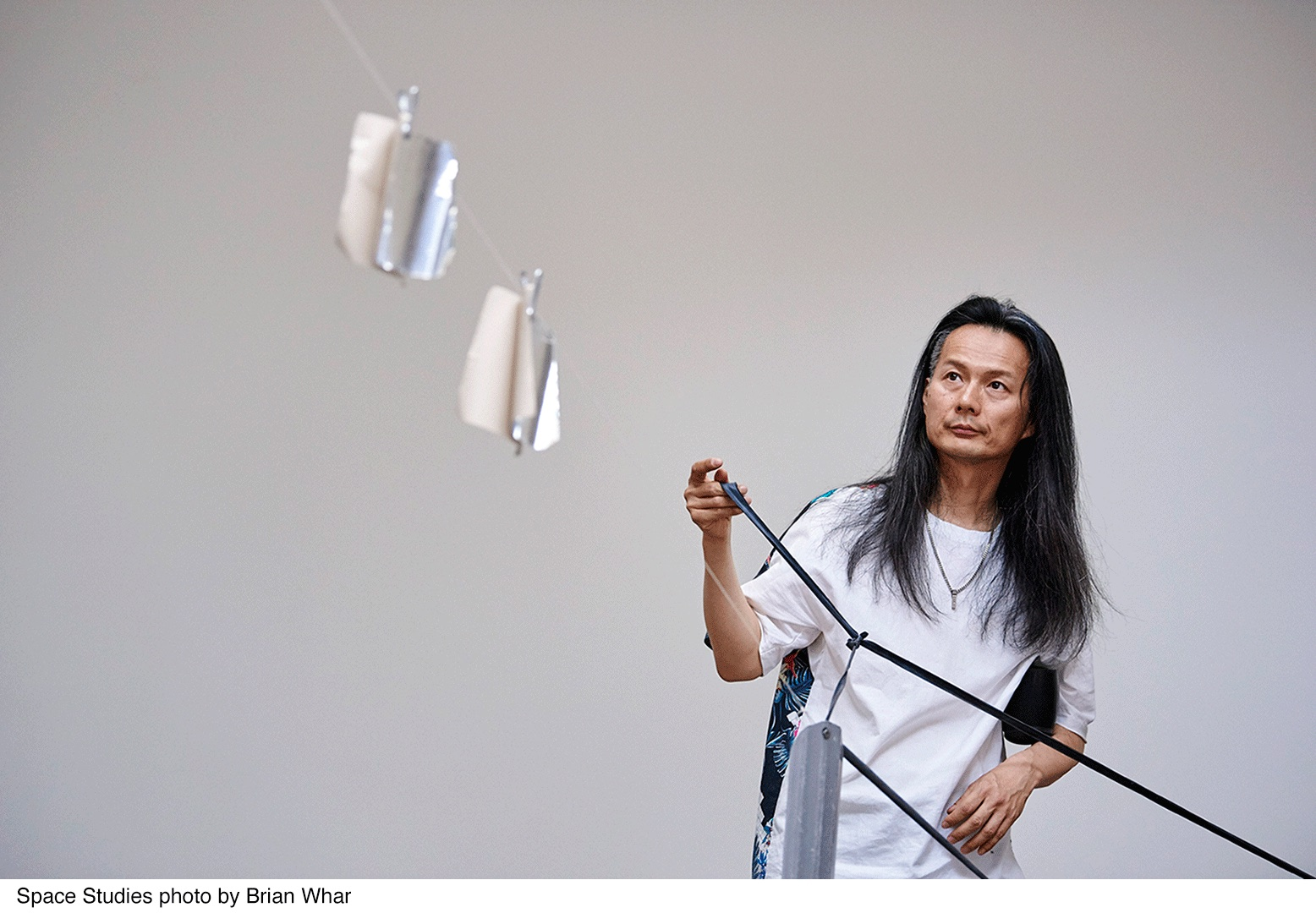Standing Waves 12 : Aki Onda @MIT Press Bookstore — mobius