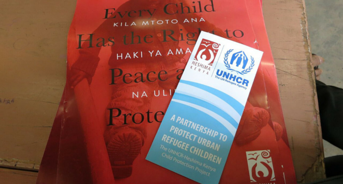 UNHCR Child Protection It is our honor to enter a third year as Child Protection implementing partner alongside the United Nations High Commissioner for Refugees (UNHCR).  Find Out More →