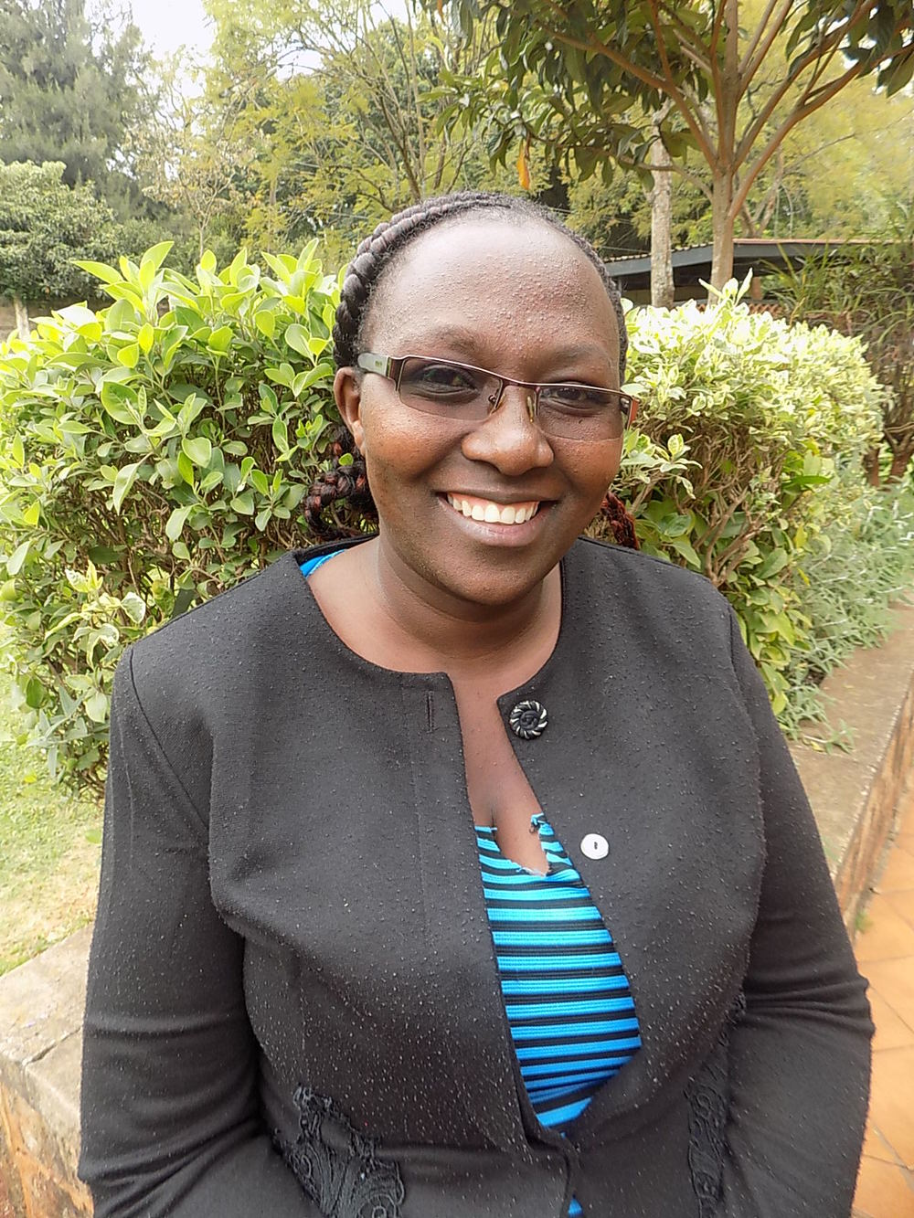 Beatrice Wanjiru Kiragu, Level Two Teacher