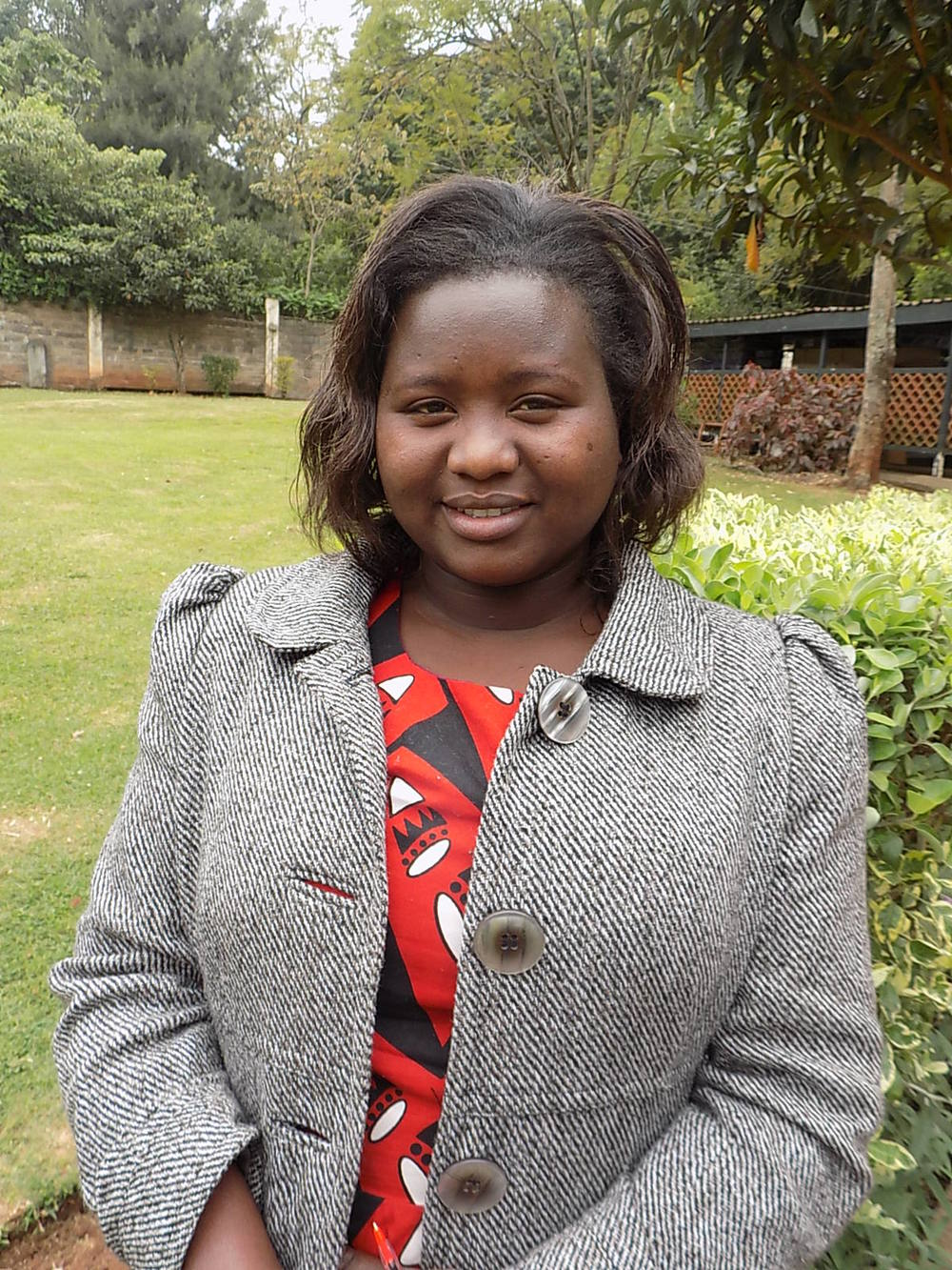 Elizabeth Jepngetich Limo, Level Four Teacher