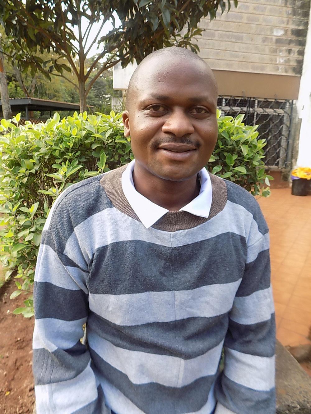 Amos Wamalika