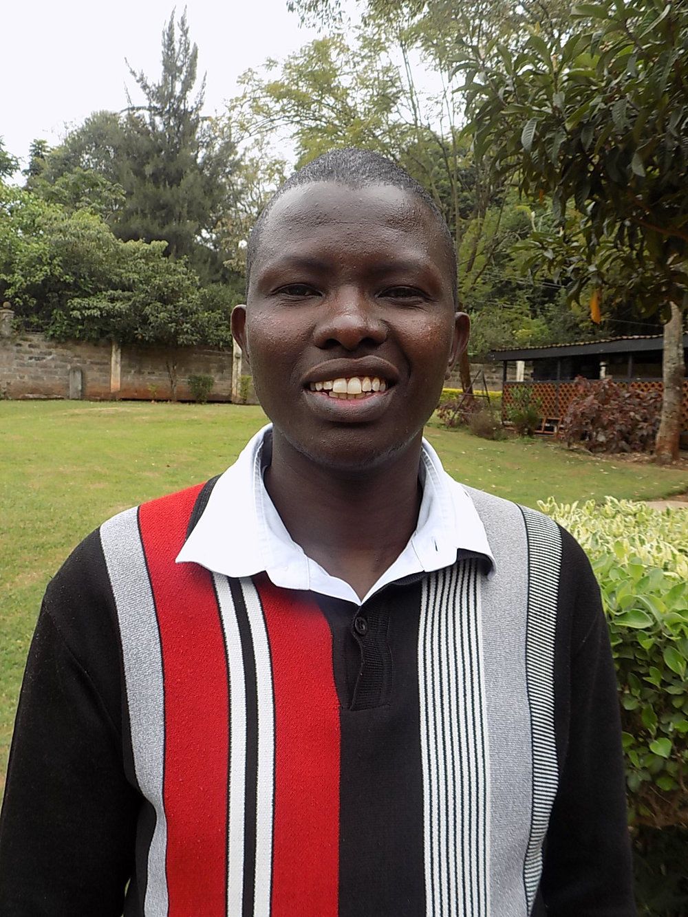 Jonathan Mutuvi, Level Three Teacher