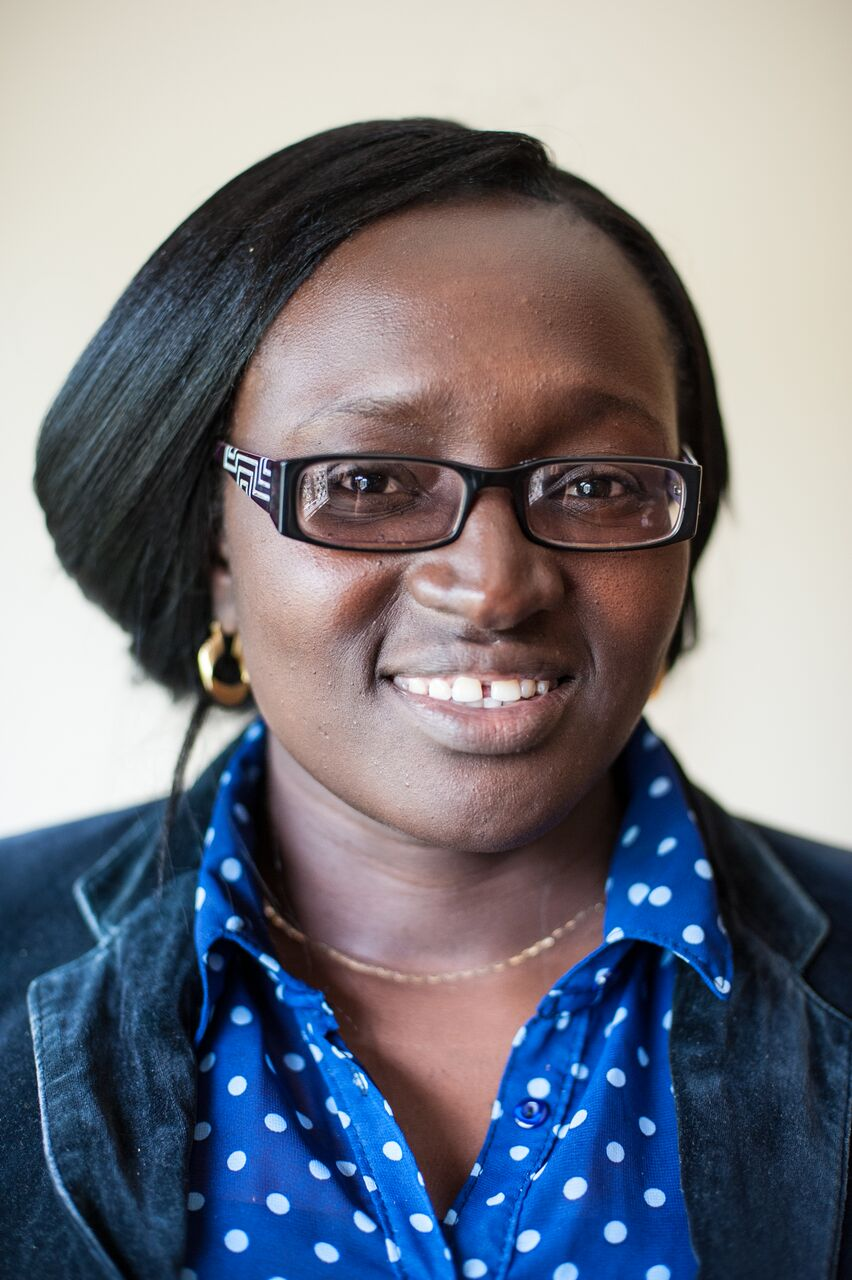 Caroline Sakwa, Safe House Program Manager