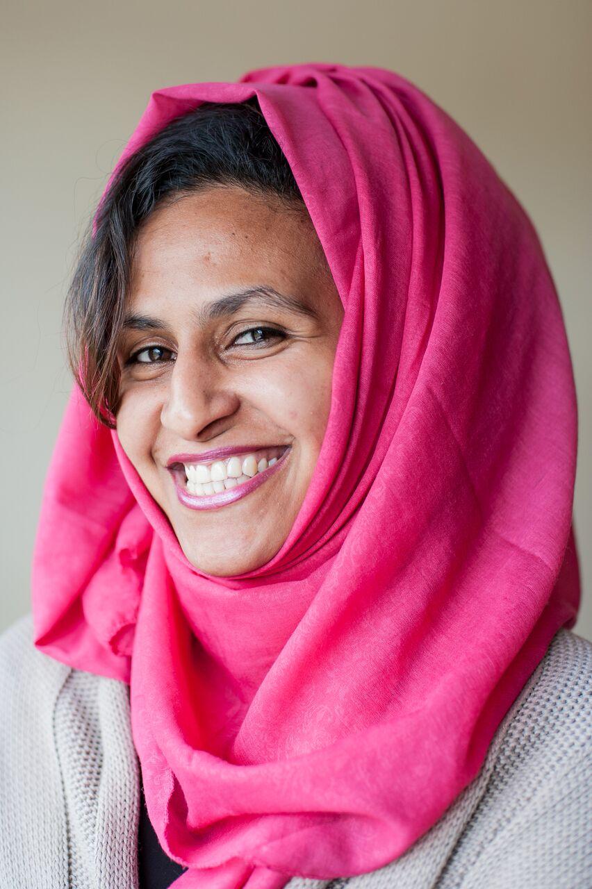 Manaal Ali Said, Community Outreach Coordinator