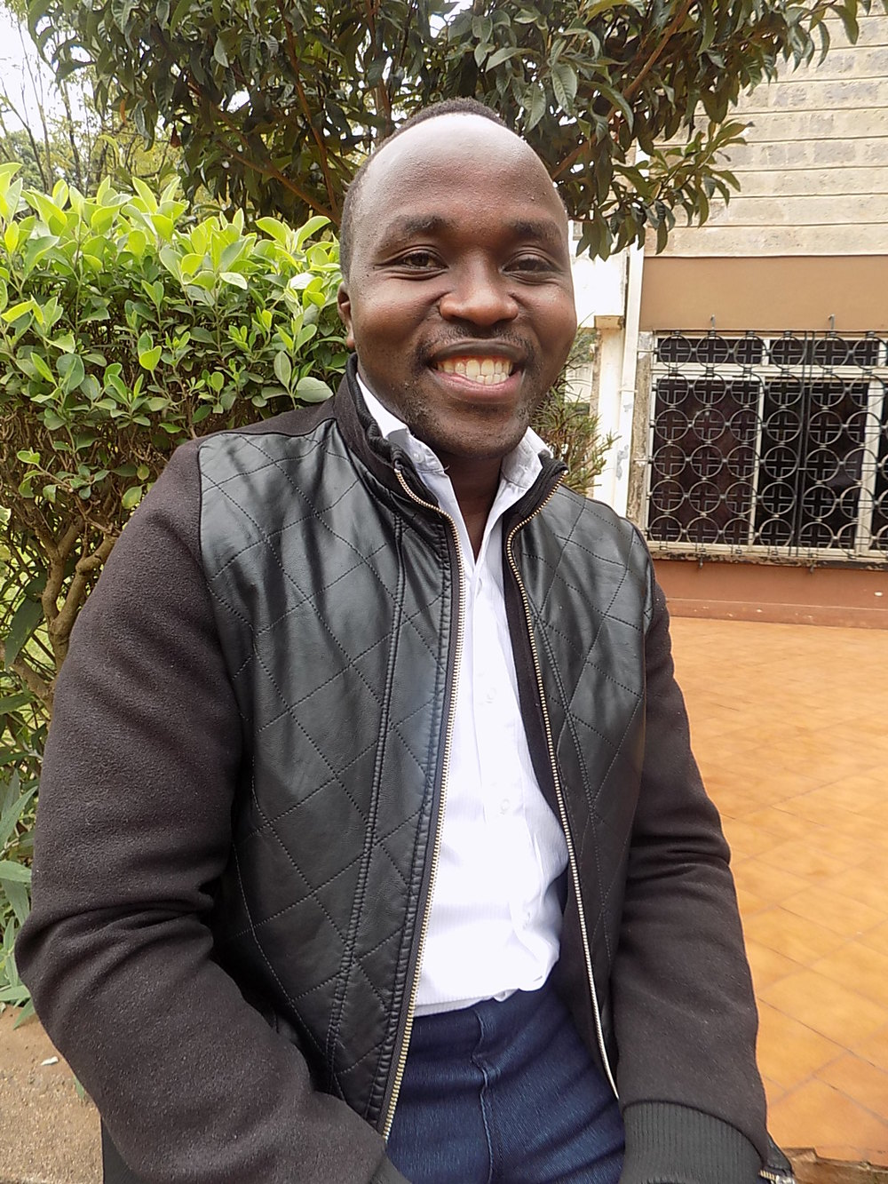 Richard K. Ndambuki, Human Resources & Administration Officer