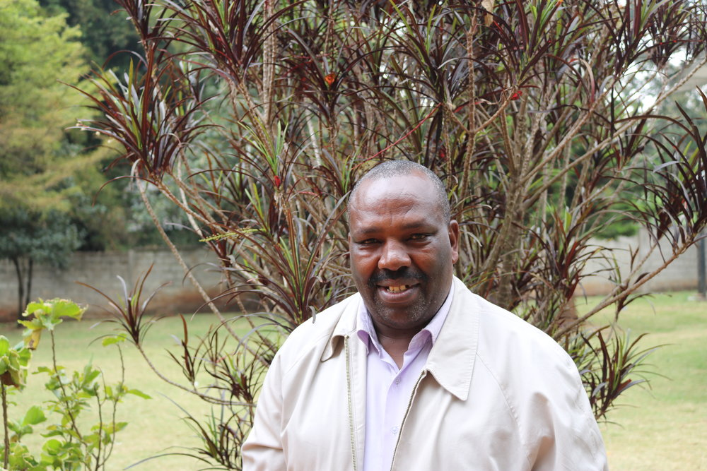 Paul Ngunjiri, Level One Teacher