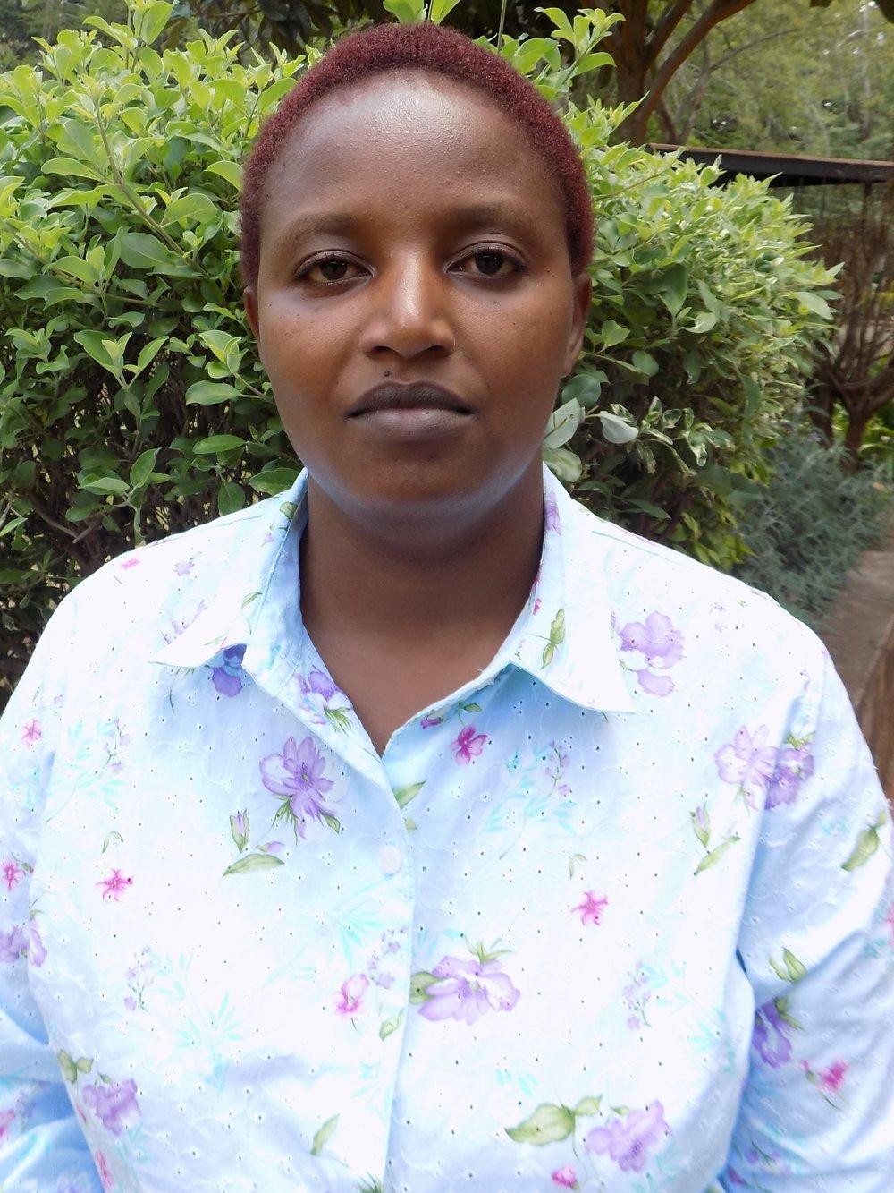 Mercy Mulanga, GEP Coordinator