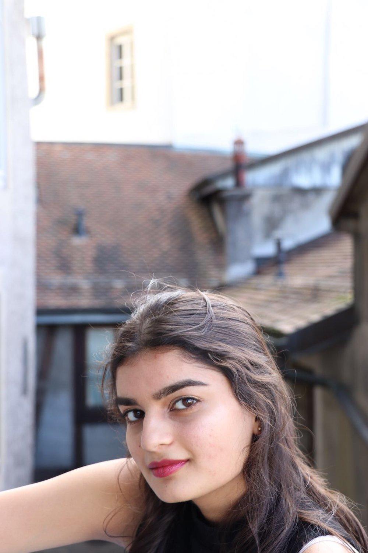 Aishna Shah, Volunteer