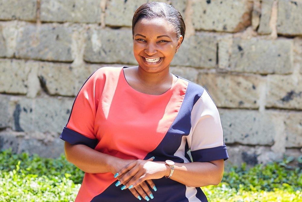 Queen Ngina Mutavi, Maisha Collective Operations Manager