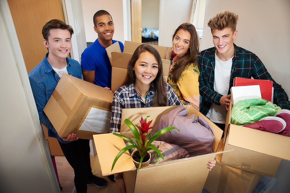 Student Box Courier Service Liverpool