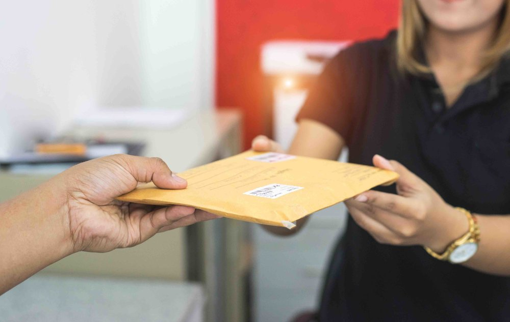 Legal Document Delivery Courier Service